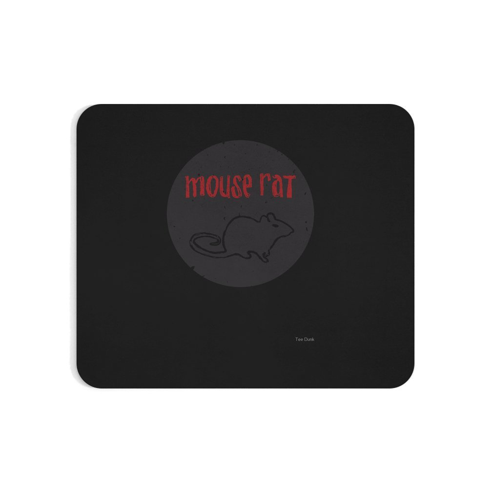 Thumb Mouse Rat T-Shirt | Parks and Recreation Leslie Knope Ron Swanson Bert Macklin FBI Parks n Rec Pawnee Indiana TV Show Tshirt Tee uk usa gift Mouse Pad