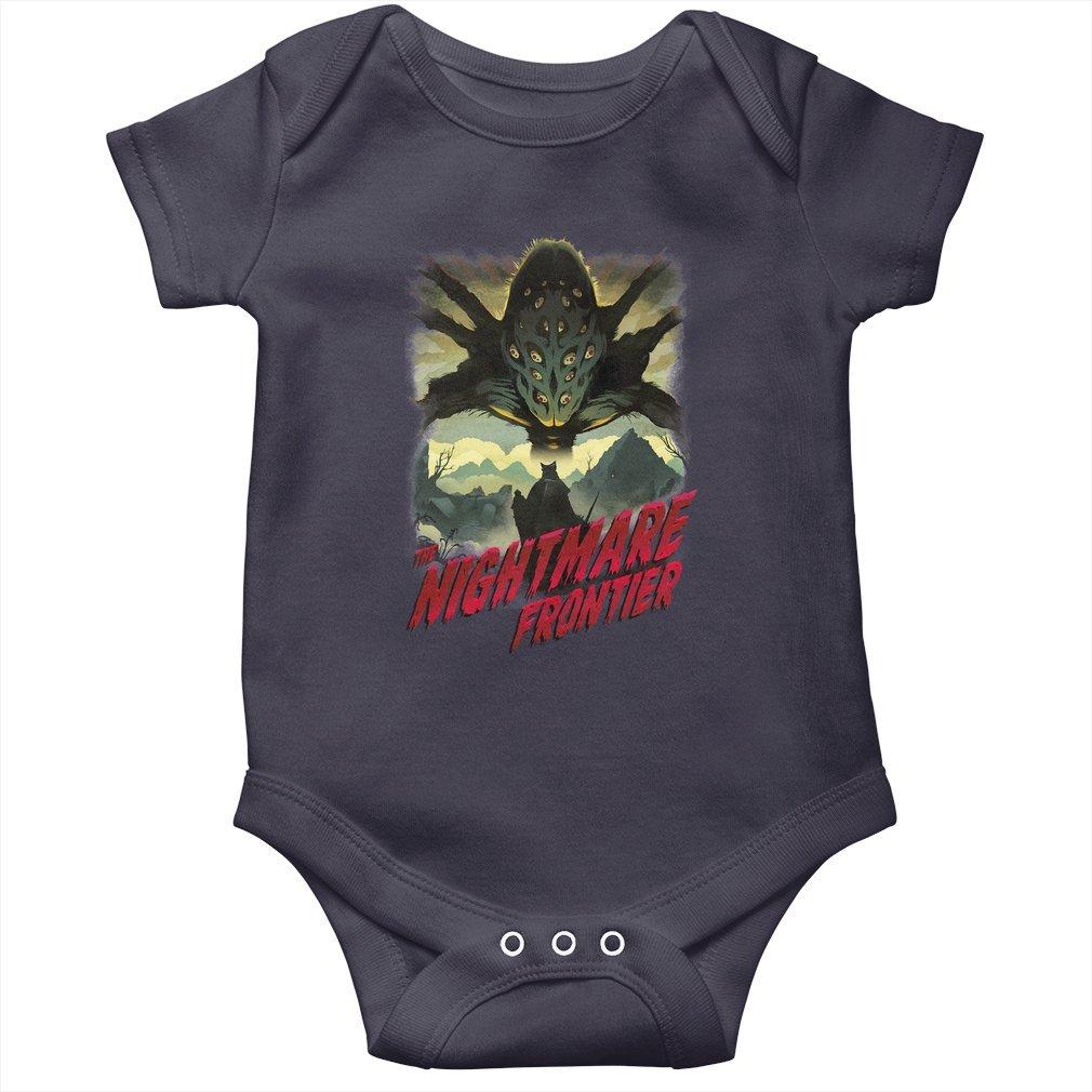 Thumb THE NIGHTMARE FRONTIER Baby Onesie