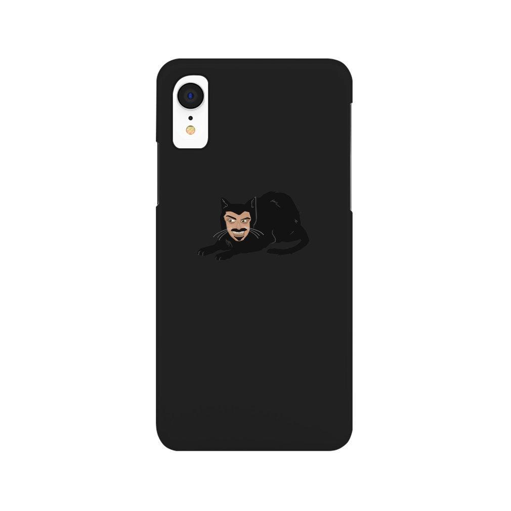 Thumb Vlad the Cat (Gray) iPhone XR