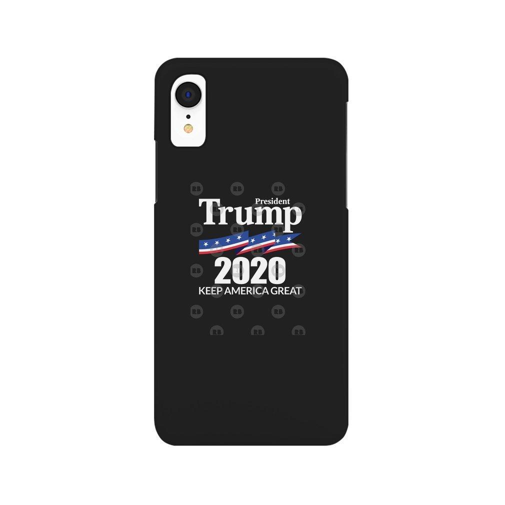 Thumb President Trump 2020 - Keep America Great iPhone XR