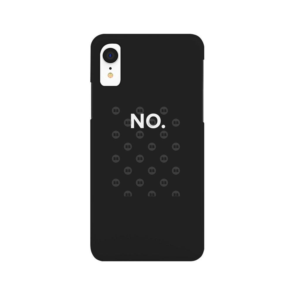 Thumb NO. iPhone XR