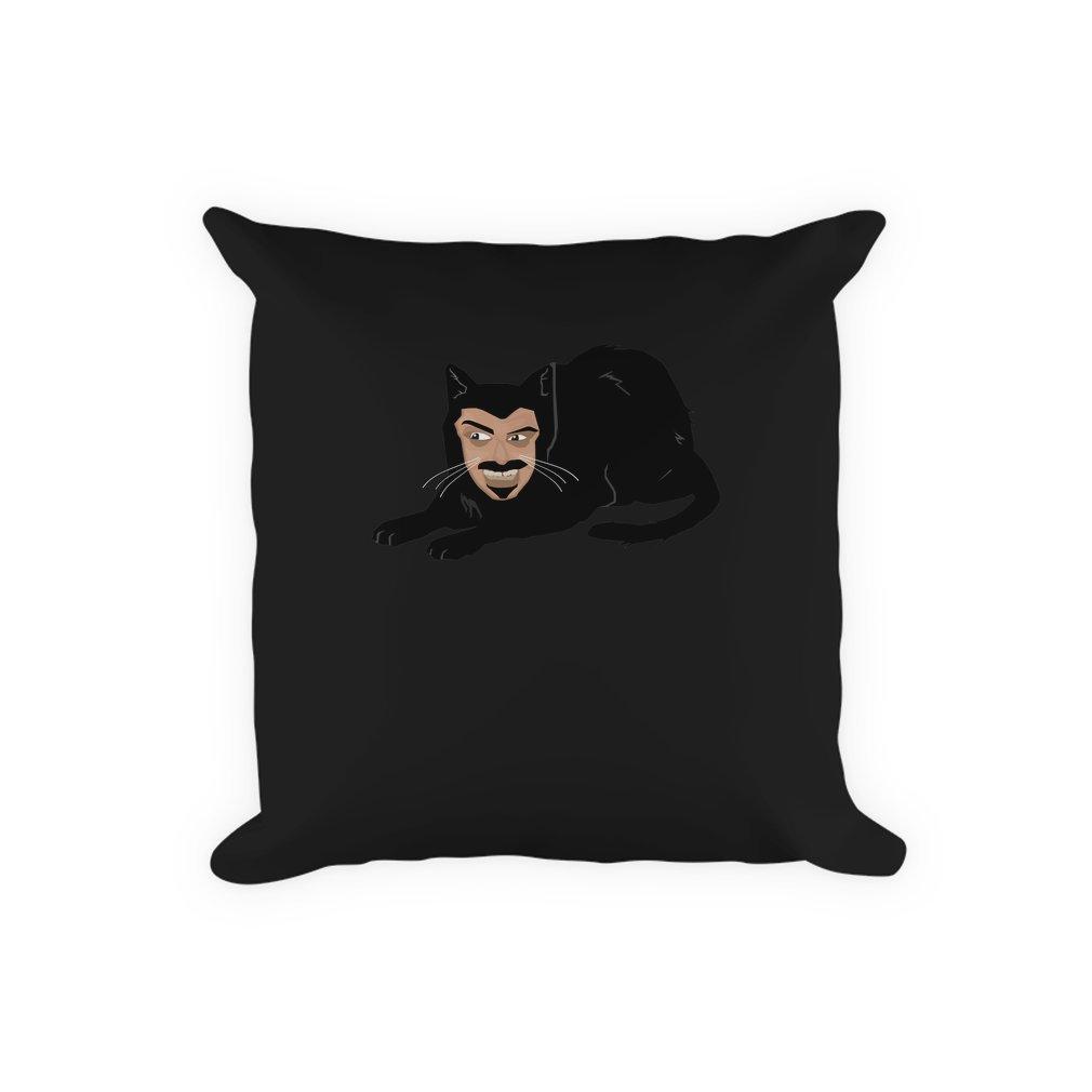 Thumb Vlad the Cat (Gray) Pillow