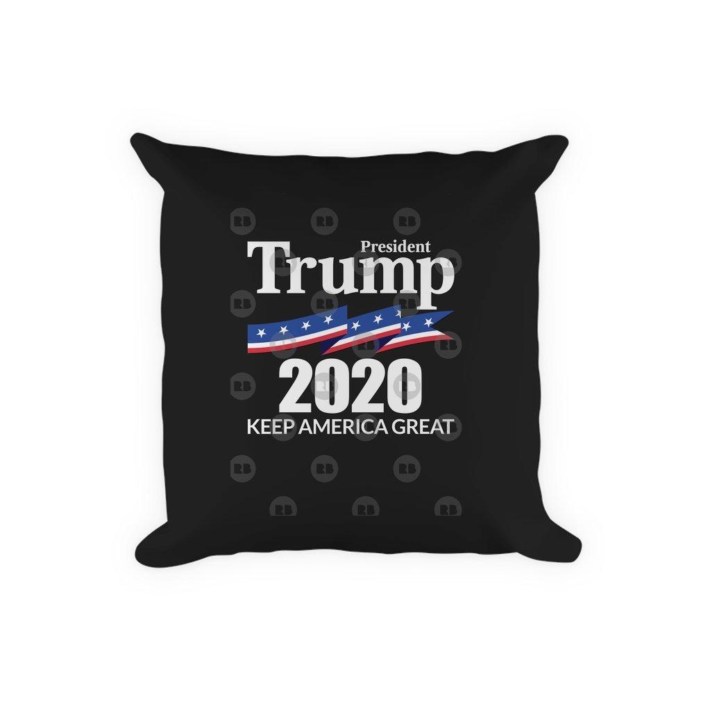 Thumb President Trump 2020 - Keep America Great Pillow