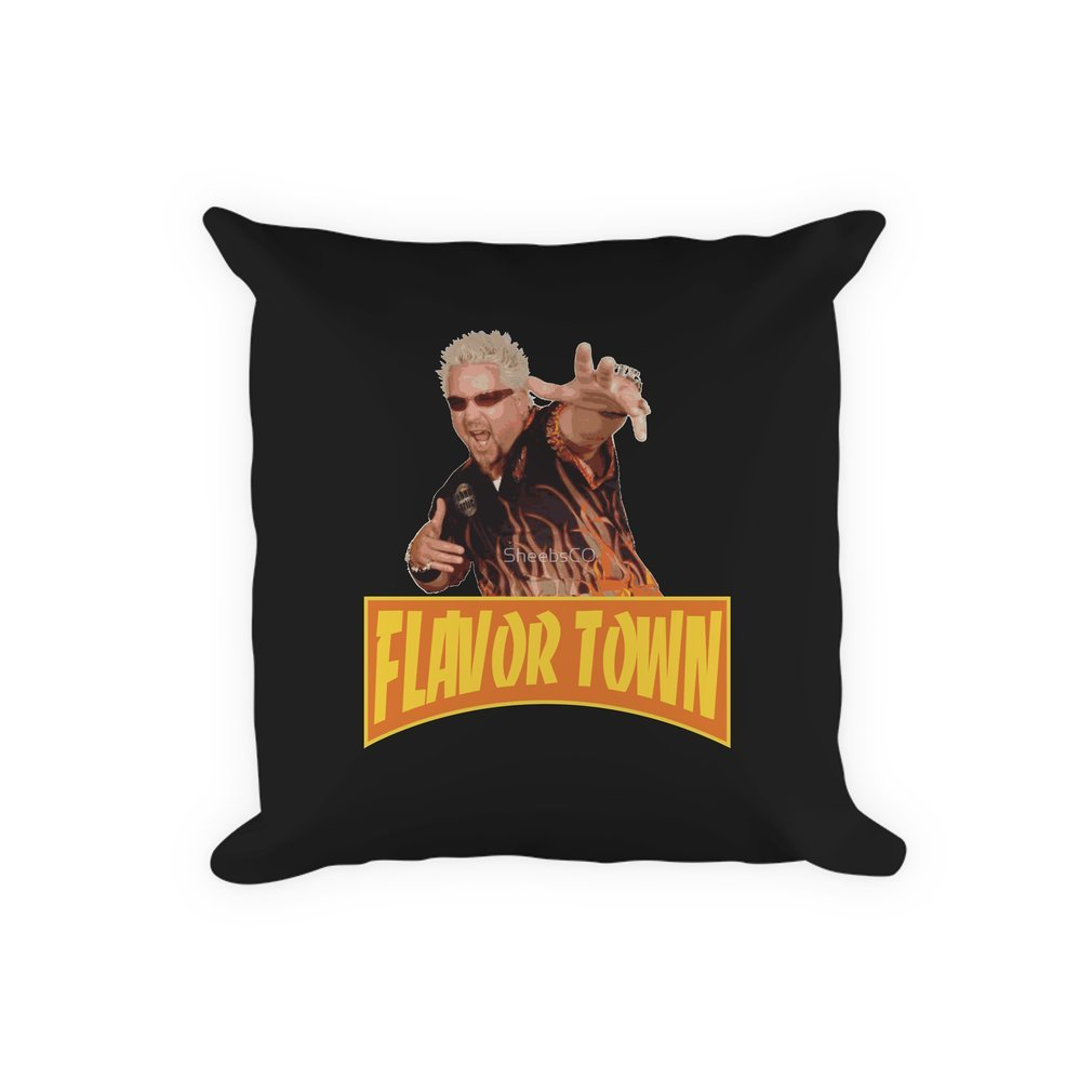 Thumb FLAVOR TOWN USA - GUY FlERl Pillow