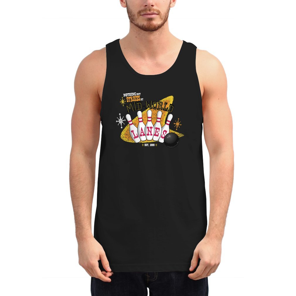 Thumb Nothing But Strikes Unisex Tank Top