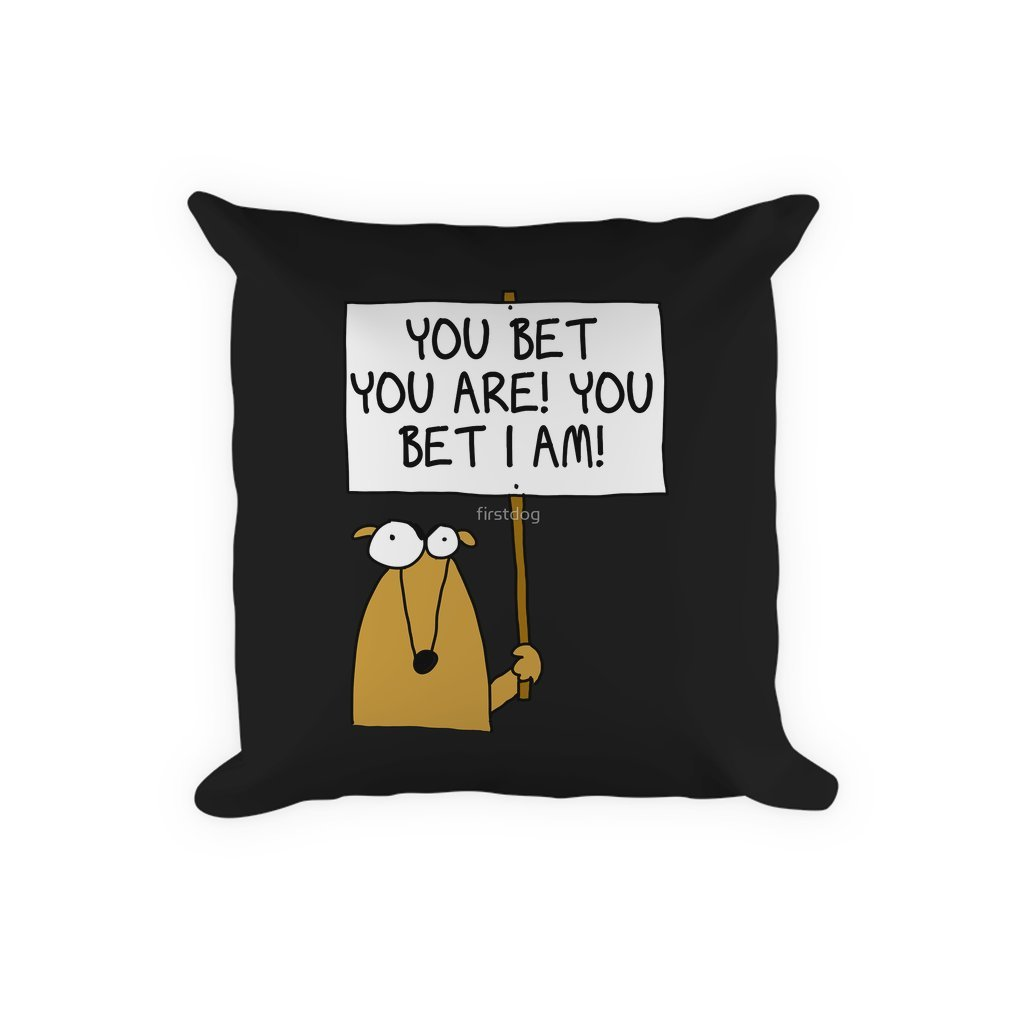 Thumb You bet you are! Pillow