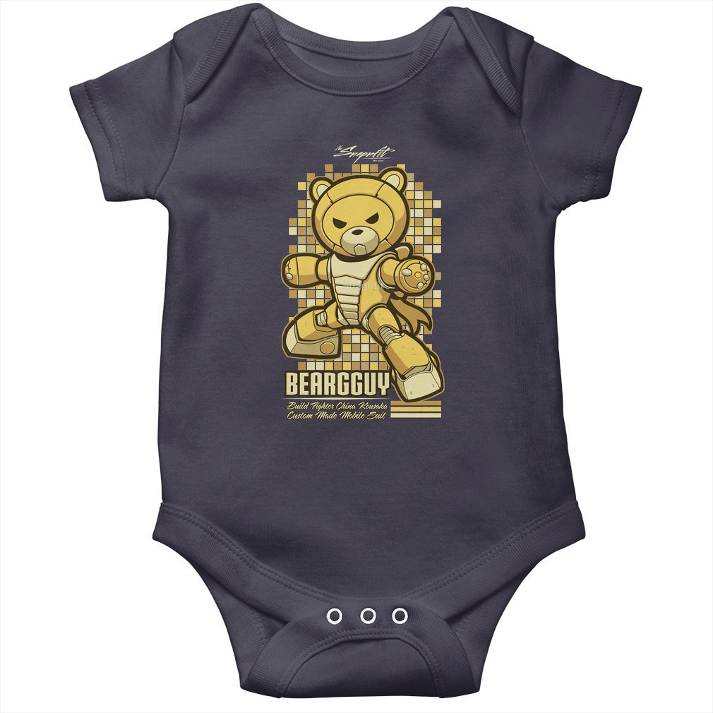 Thumb Beargguy Baby Onesie