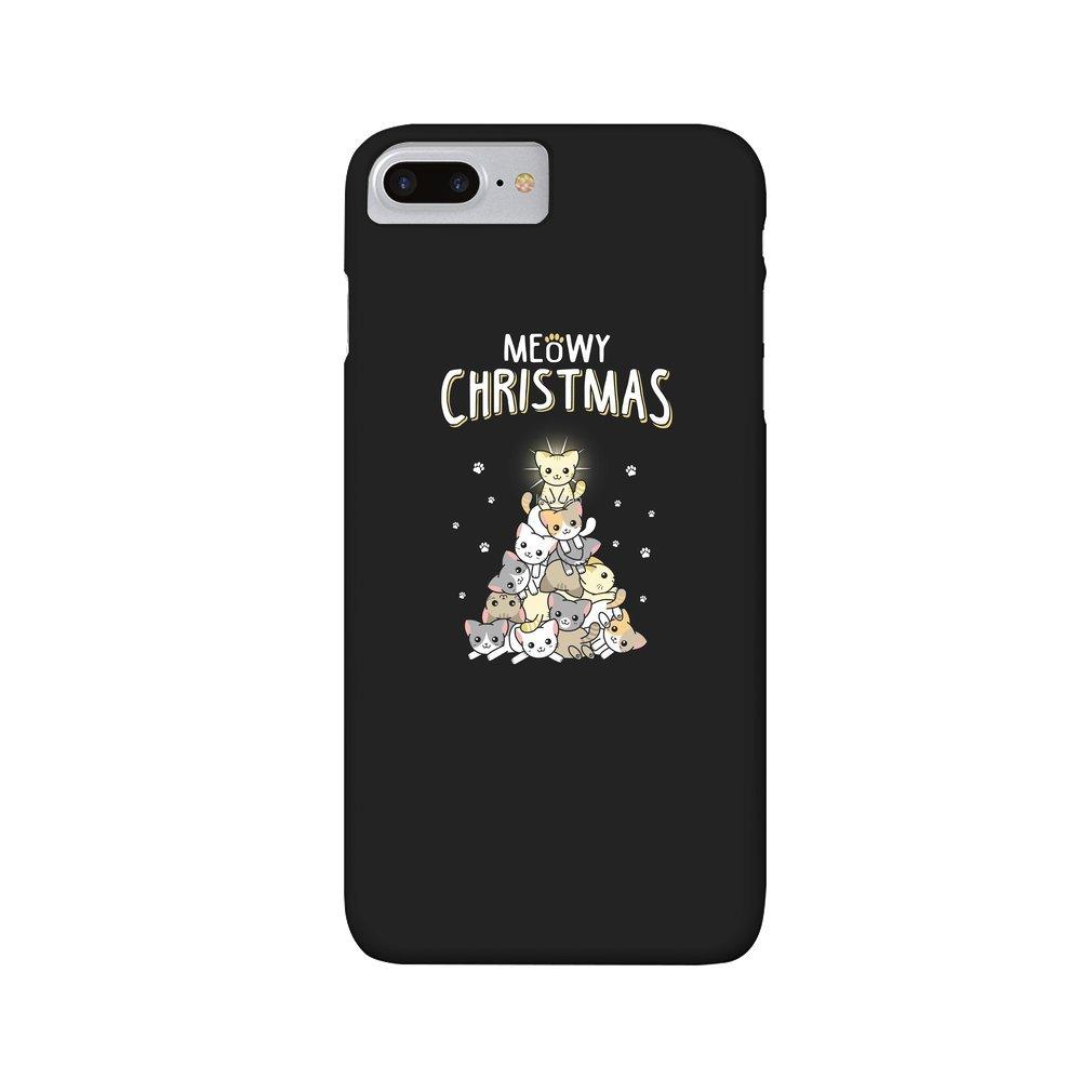 Thumb Meowy Christmas iPhone 7/8 Plus