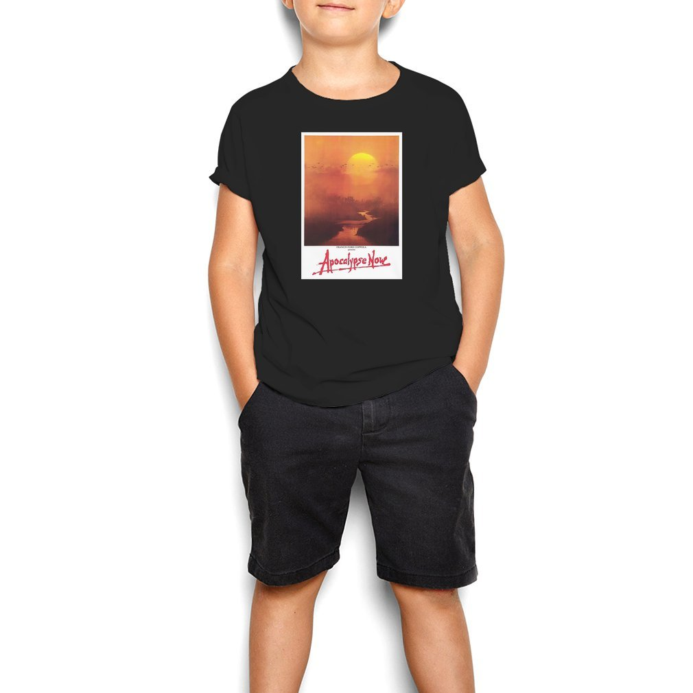 Thumb APOCALYPSE NOW, Movie, Film, OLD Poster, ON BLACK Youth Tee
