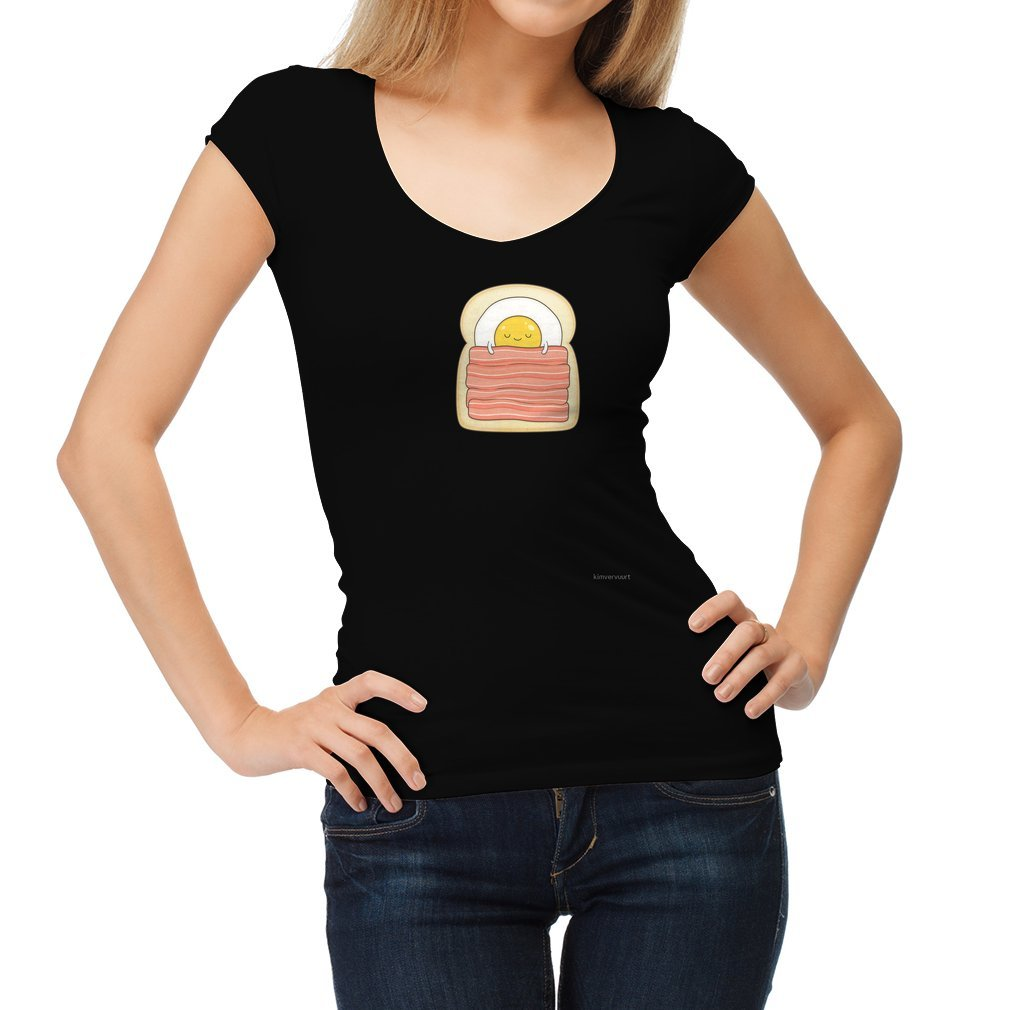 Thumb bed and breakfast Women T Shirt