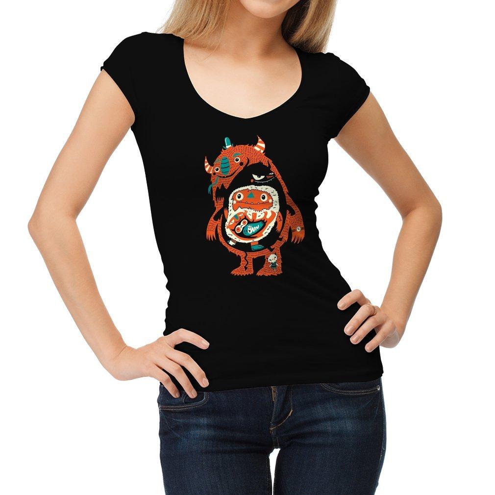 Thumb You Are Who You Eat! Women T Shirt