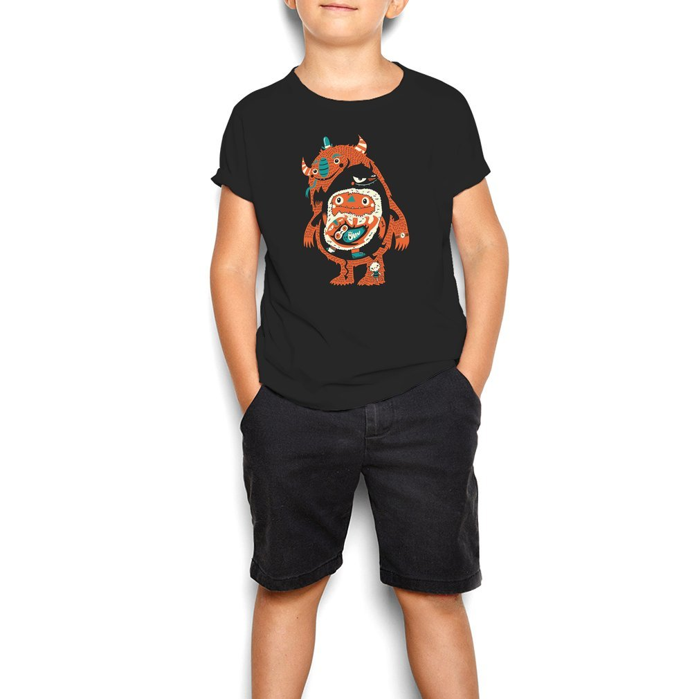 Thumb You Are Who You Eat! Youth Tee