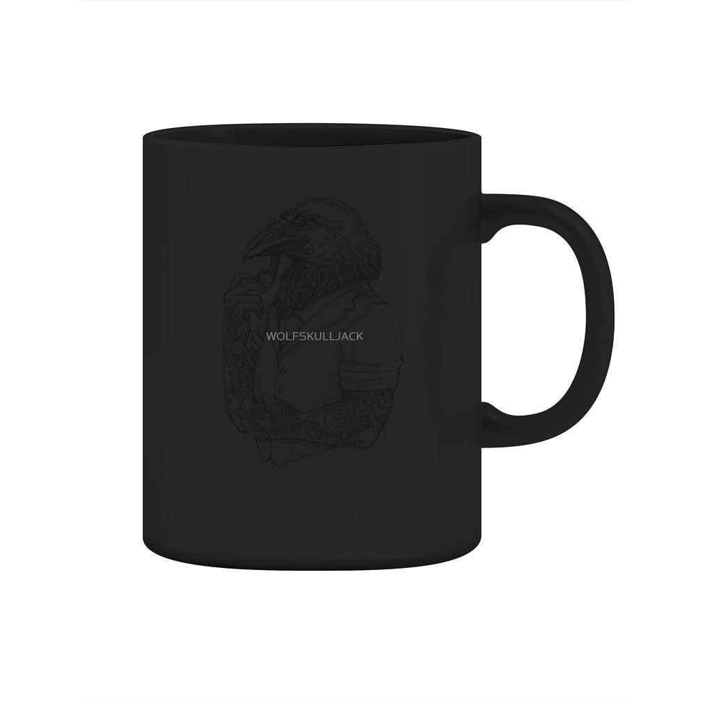 Thumb The Crow Man Mug