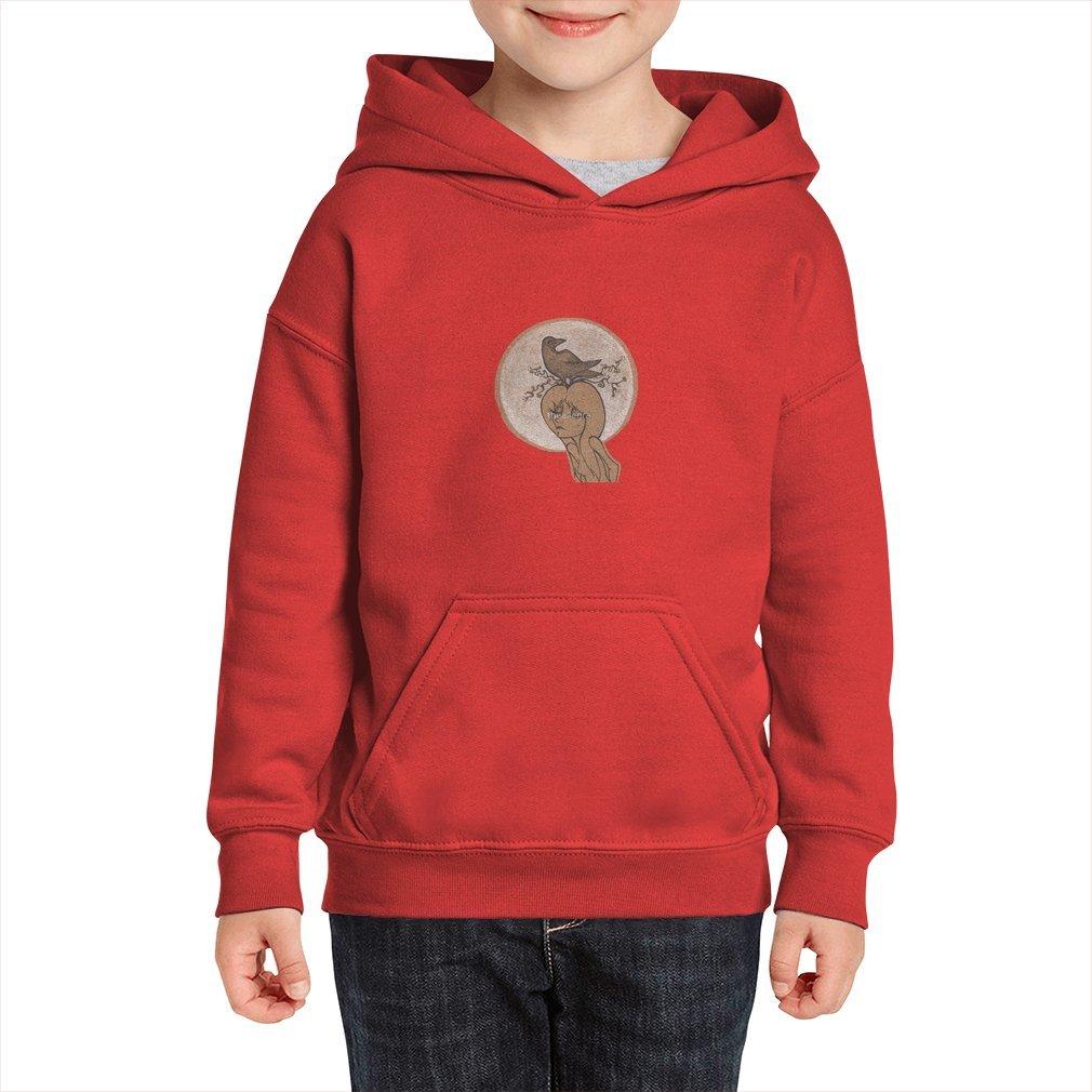 Thumb Moon Kid Hoodie