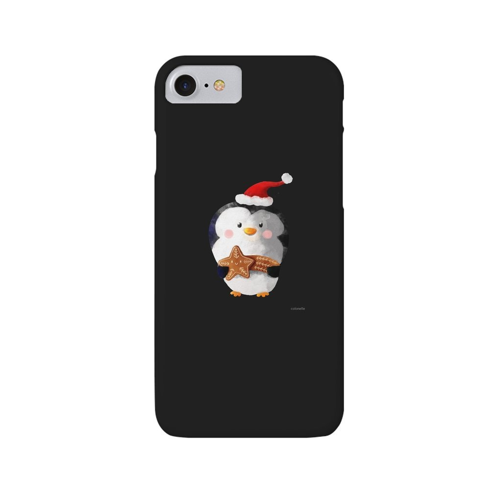 Thumb Cute Christmas Penguin iPhone 7/8